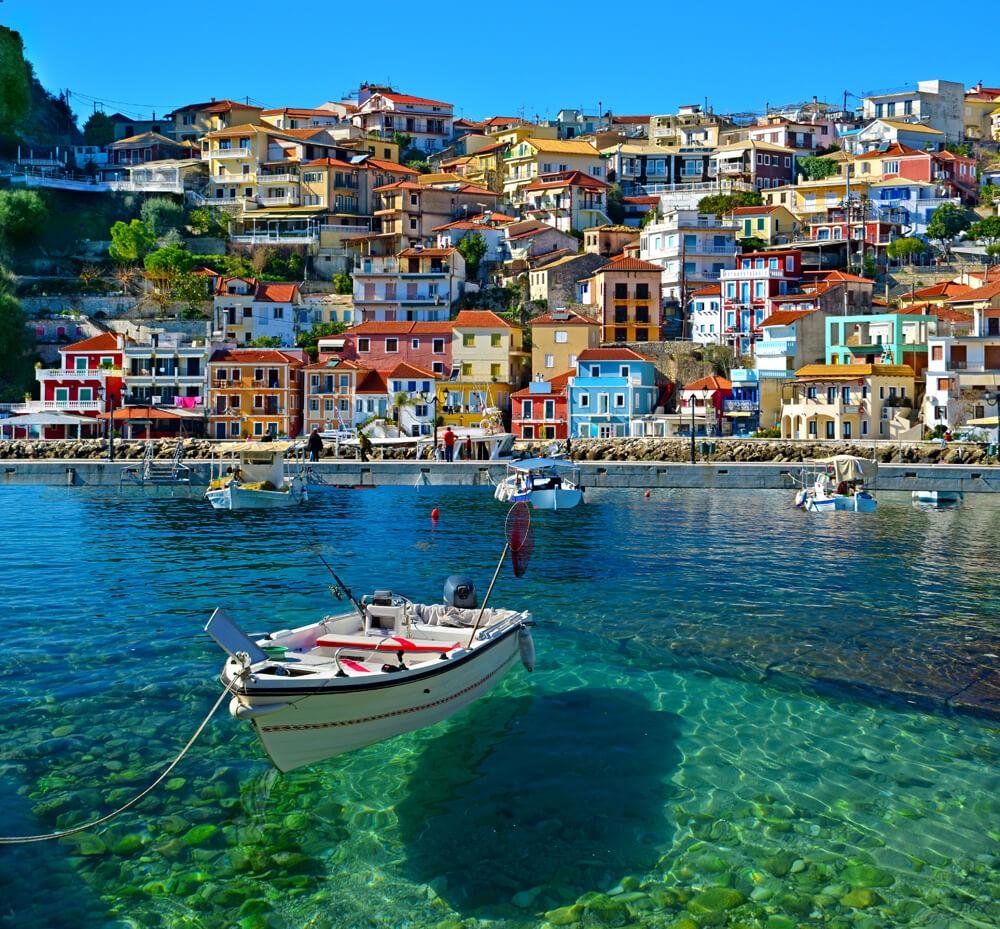 Fly-drive Corfu - de mooiste vakanties op Corfu