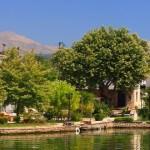 Ioannina meer Griekenland