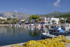 Eilandhoppen Griekenland Ormos