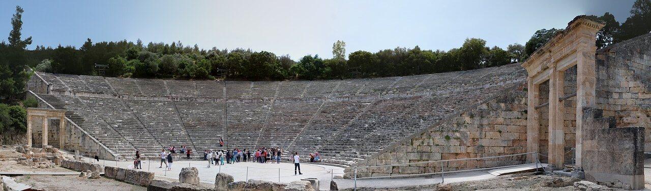 Epidaurus Peloponnesos